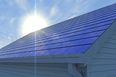Solar-Shingles Los Angeles California